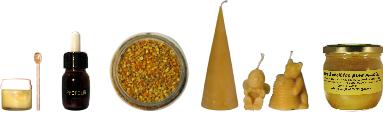 Les autres produits de la ruche