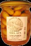 Amandes au miel - Pot de 250 gr