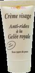 Crème à la gelée royale bio- 50 ml