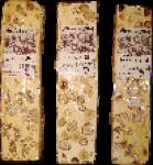 Le lot des trois nougats - 3 barres de 100 gr