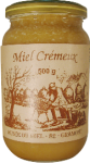 Le miel de fleurs crémeux - Pot de 500 gr