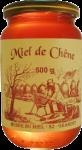 Le miel de Chêne - Pot de 500 gr