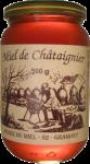Le miel de Châtaignier - Pot de 500 gr