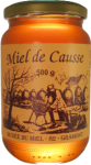 Le miel de Causse - Pot de 500 gr
