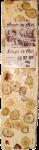 Le nougat aux noisettes et au miel - barre de 100 gr