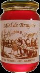 Le miel de Bruyère - Pot de 500 gr
