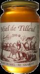 Le miel de Tilleul - Pot de 500 gr