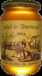 Le miel de Tournesol - Pot de 500 gr