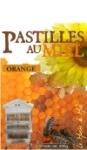 Les bonbons à sucer au miel et à l'orange - sachet de 200 gr