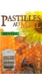 Les bonbons à sucer au miel et à la menthe - sachet de 200 gr
